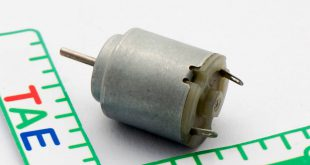 Mô tơ điện mini được ứng dụng trong nhiều máy móc, thiết bị